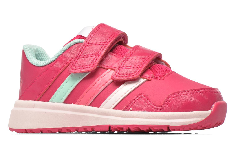 Chaussures de sport Adidas Performance Snice 4 CF I Rose vue derrière
