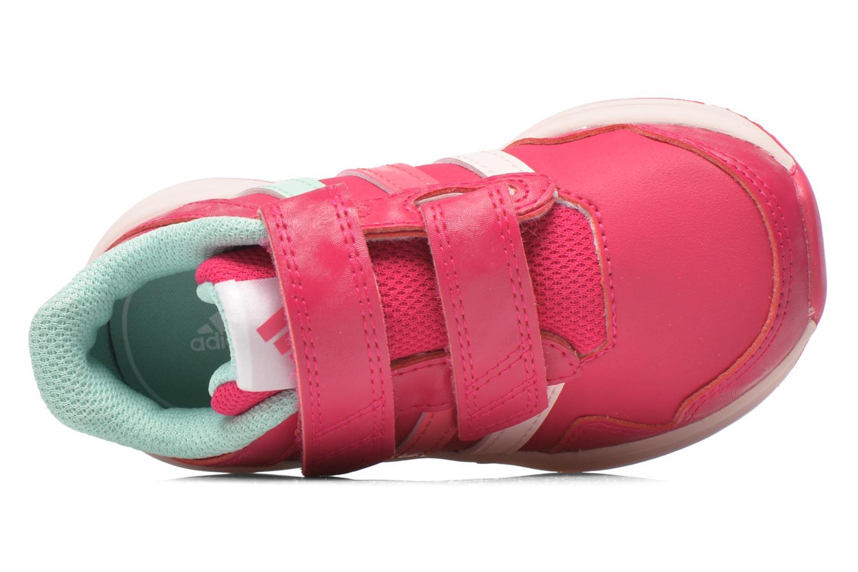 Sportschoenen Adidas Performance Snice 4 CF I Roze links