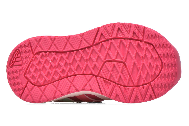 Chaussures de sport Adidas Performance Snice 4 CF I Rose vue haut