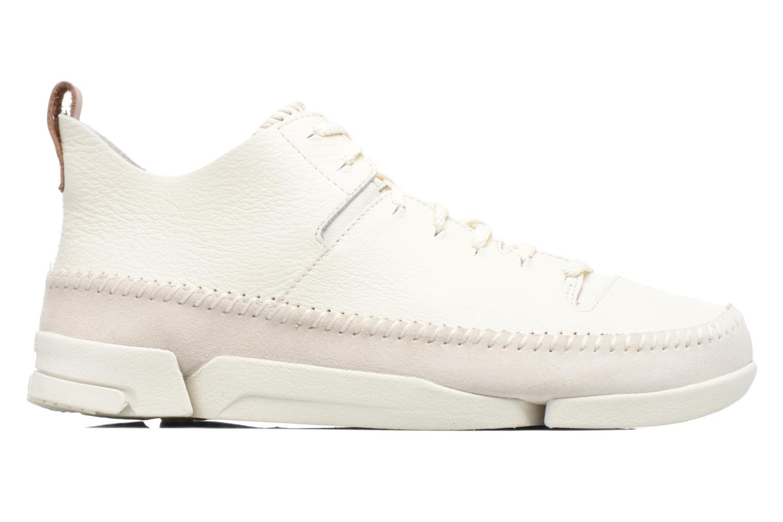 Sneakers Clarks Originals Trigenic Flex M Bianco immagine posteriore
