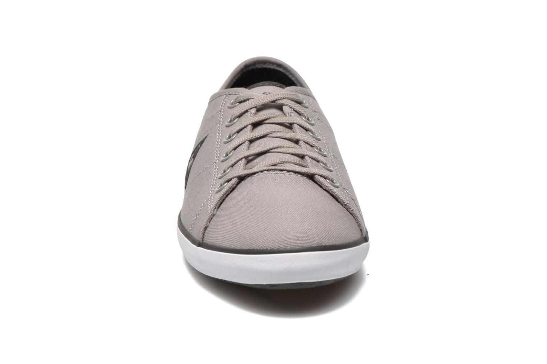 Sneaker Le Coq Sportif Slimset CVS grau schuhe getragen
