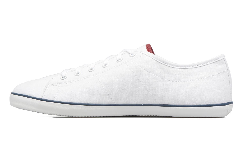 Sneaker Le Coq Sportif Slimset CVS weiß ansicht von vorne