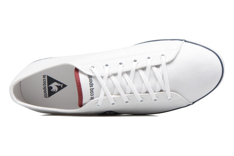 Sneaker Le Coq Sportif Slimset CVS weiß ansicht von links