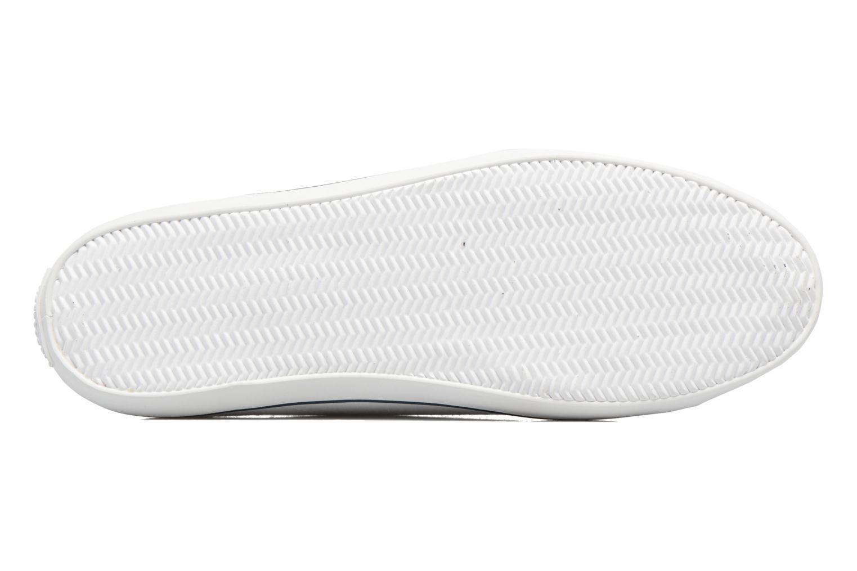 Sneaker Le Coq Sportif Slimset CVS weiß ansicht von oben
