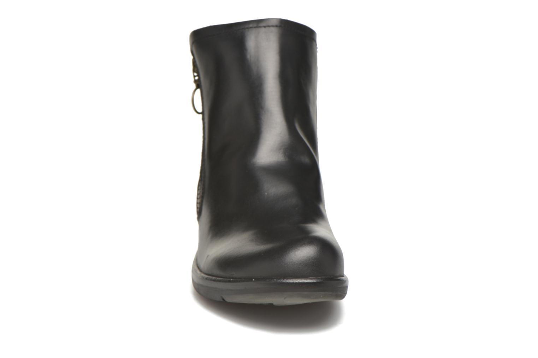 Bottines et boots Fly London Meli Noir vue portées chaussures