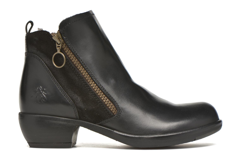 Bottines et boots Fly London Meli Noir vue derrière