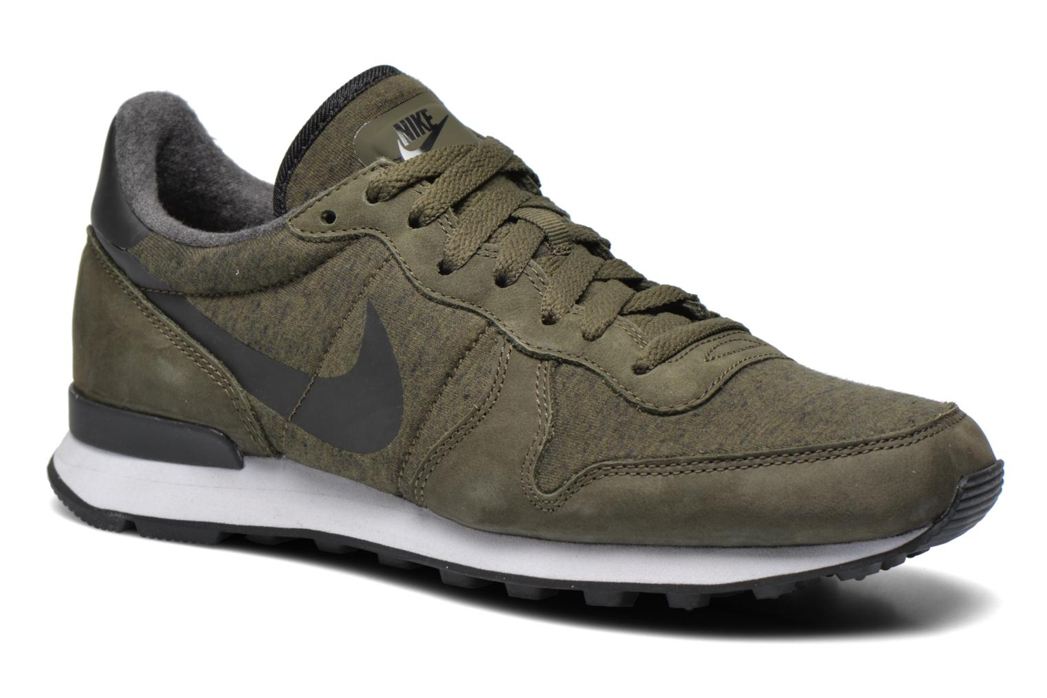 nike internationalist dames kaki