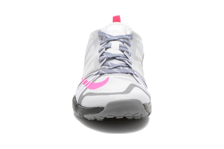 Chaussures de sport Nike Wmns Nike Free Cross Compete Gris vue portées chaussures