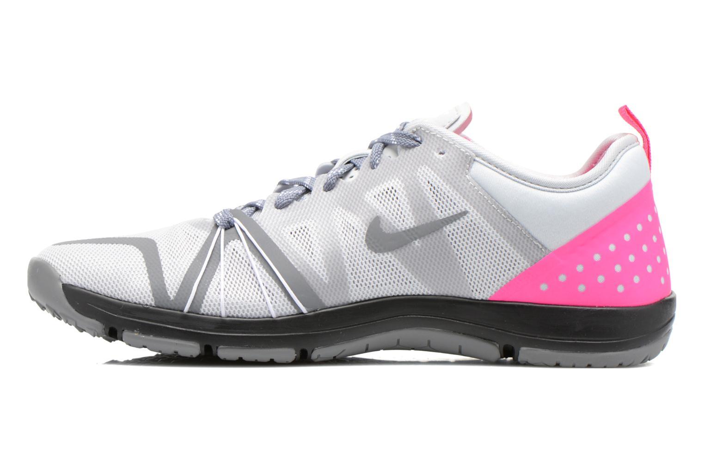 Chaussures de sport Nike Wmns Nike Free Cross Compete Gris vue face