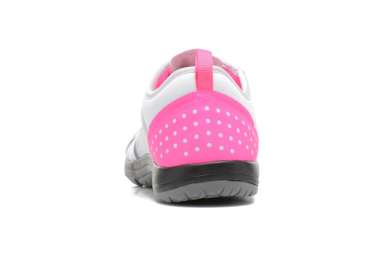 Chaussures de sport Nike Wmns Nike Free Cross Compete Gris vue droite