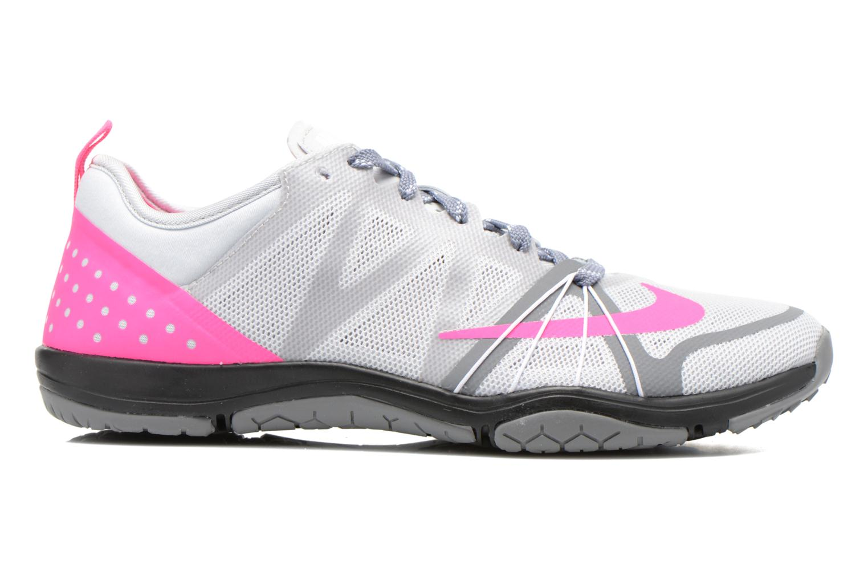Chaussures de sport Nike Wmns Nike Free Cross Compete Gris vue derrière