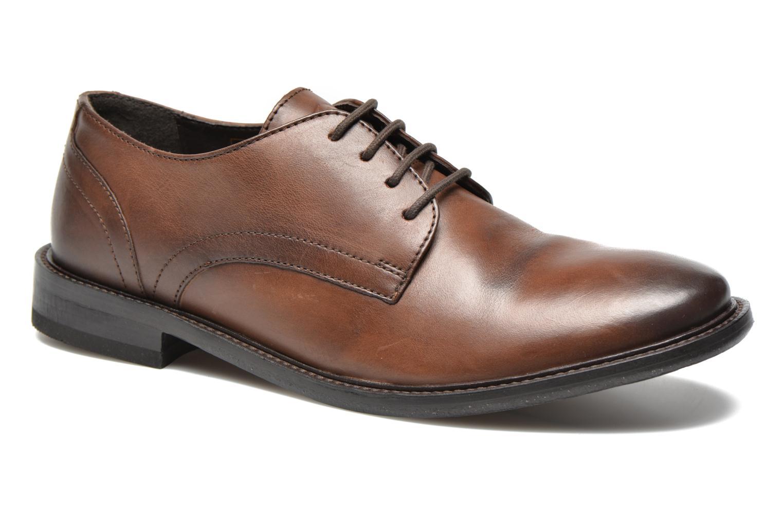 base london zanetti marron chaussures lacets chez sarenza 230828. Black Bedroom Furniture Sets. Home Design Ideas