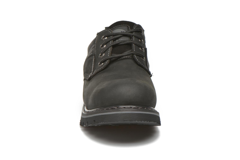 Chaussures à lacets Dockers Vinc Noir vue portées chaussures