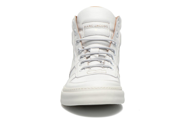 Baskets Marc Jacobs Runrun Blanc vue portées chaussures