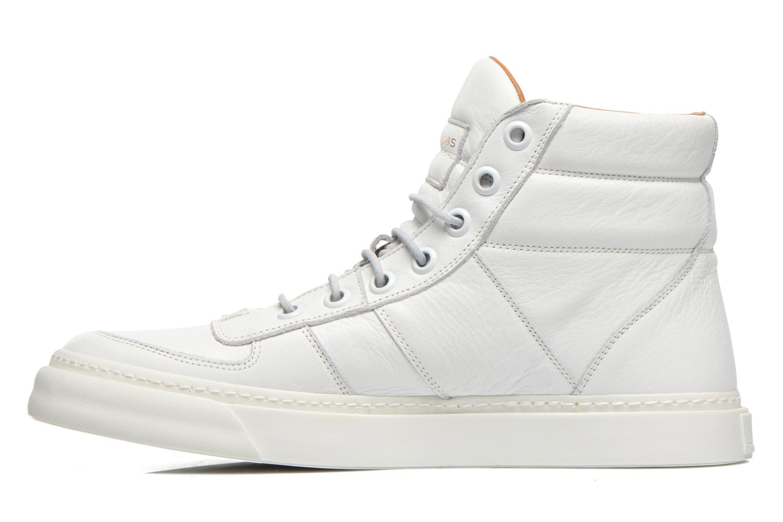 Baskets Marc Jacobs Runrun Blanc vue face