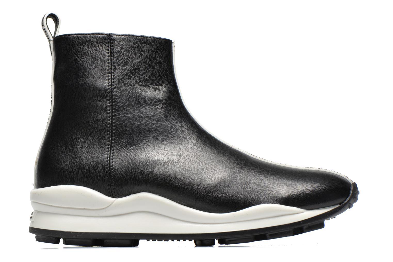 Stiefeletten & Boots Opening Ceremony OC Sneaker Boot schwarz ansicht von hinten