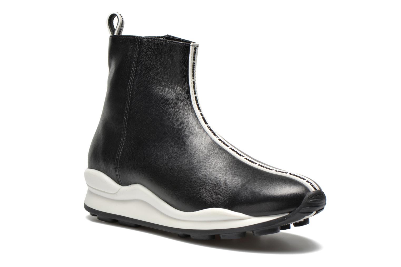 Bottines et boots Opening Ceremony OC Sneaker Boot Noir vue détail/paire