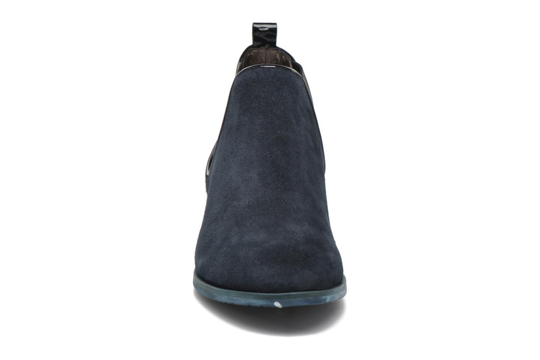 Bottines et boots HE Spring Eva Bleu vue portées chaussures