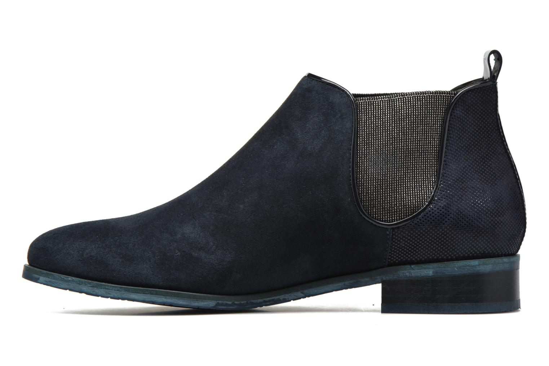 Bottines et boots HE Spring Eva Bleu vue face