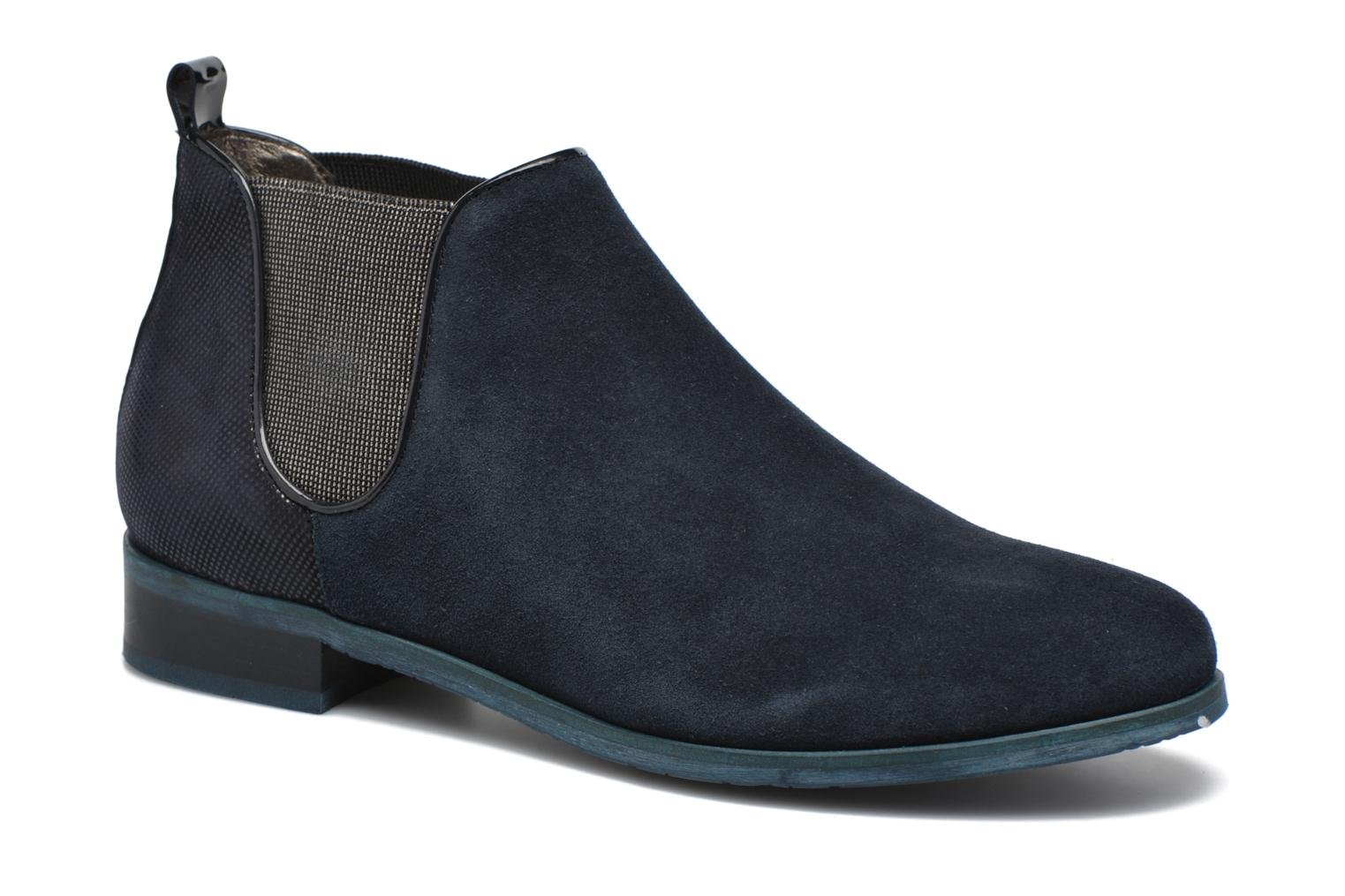 Ankle boots HE Spring Eva Blue detailed view/ Pair view