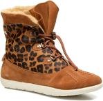 Bottines et boots Femme Murren animal