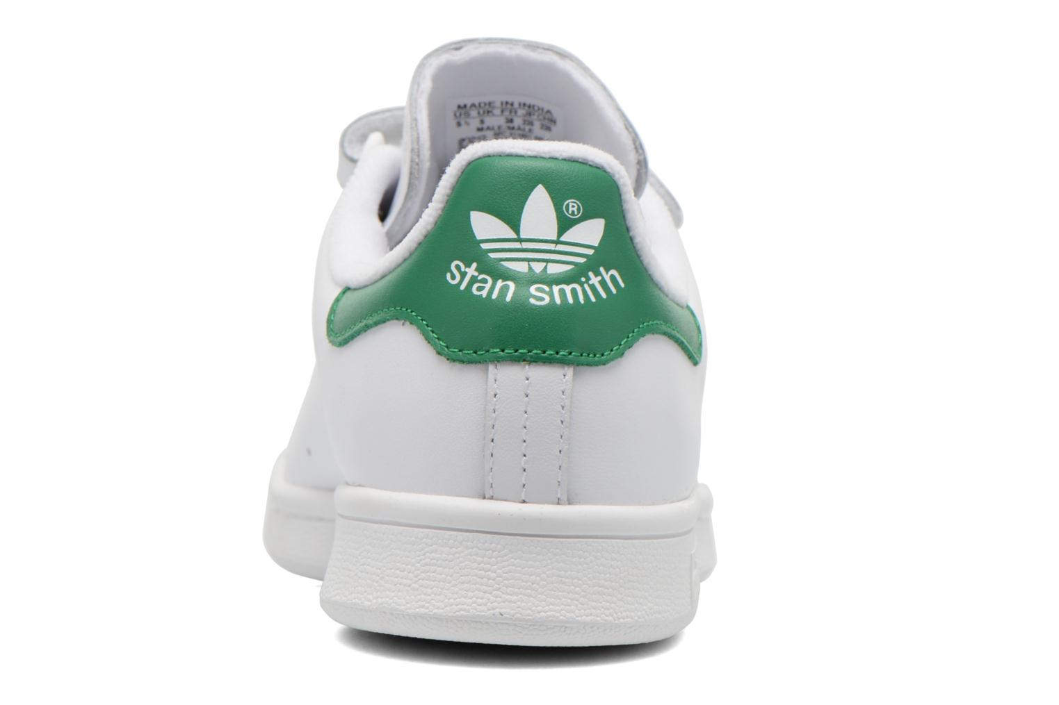 Baskets Adidas Originals Stan Smith Cf W Blanc vue droite