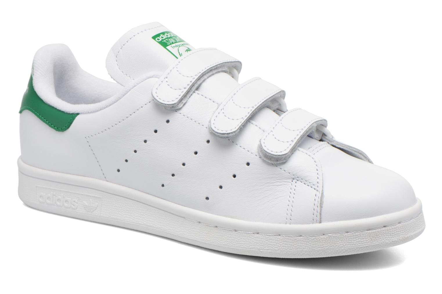 Baskets Adidas Originals Stan Smith Cf W Blanc vue détail/paire