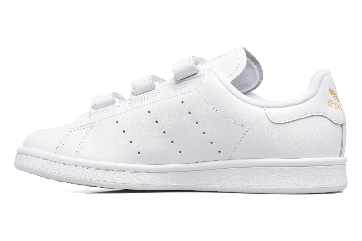 Sneakers Adidas Originals Stan Smith Cf W Hvid se forfra