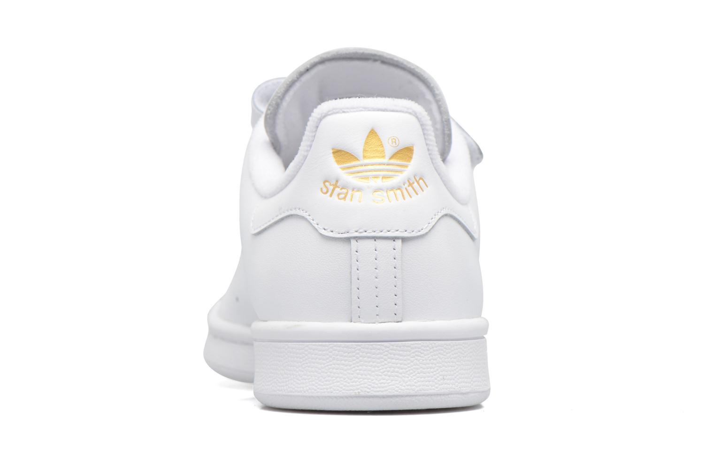 Sneakers Adidas Originals Stan Smith Cf W Hvid Se fra højre