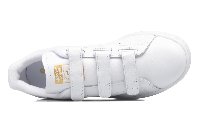 Sneakers Adidas Originals Stan Smith Cf W Hvid se fra venstre