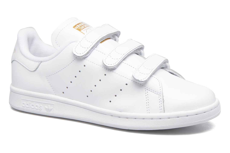 Sneakers Adidas Originals Stan Smith Cf W Hvid detaljeret billede af skoene