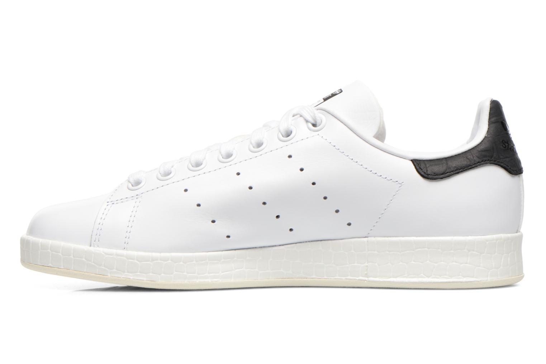 Baskets Adidas Originals Stan Smith Luxe W Blanc vue face
