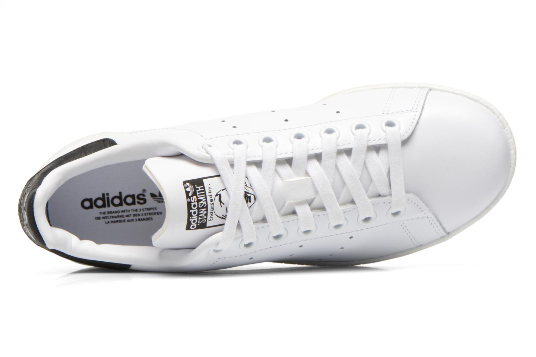 Baskets Adidas Originals Stan Smith Luxe W Blanc vue gauche