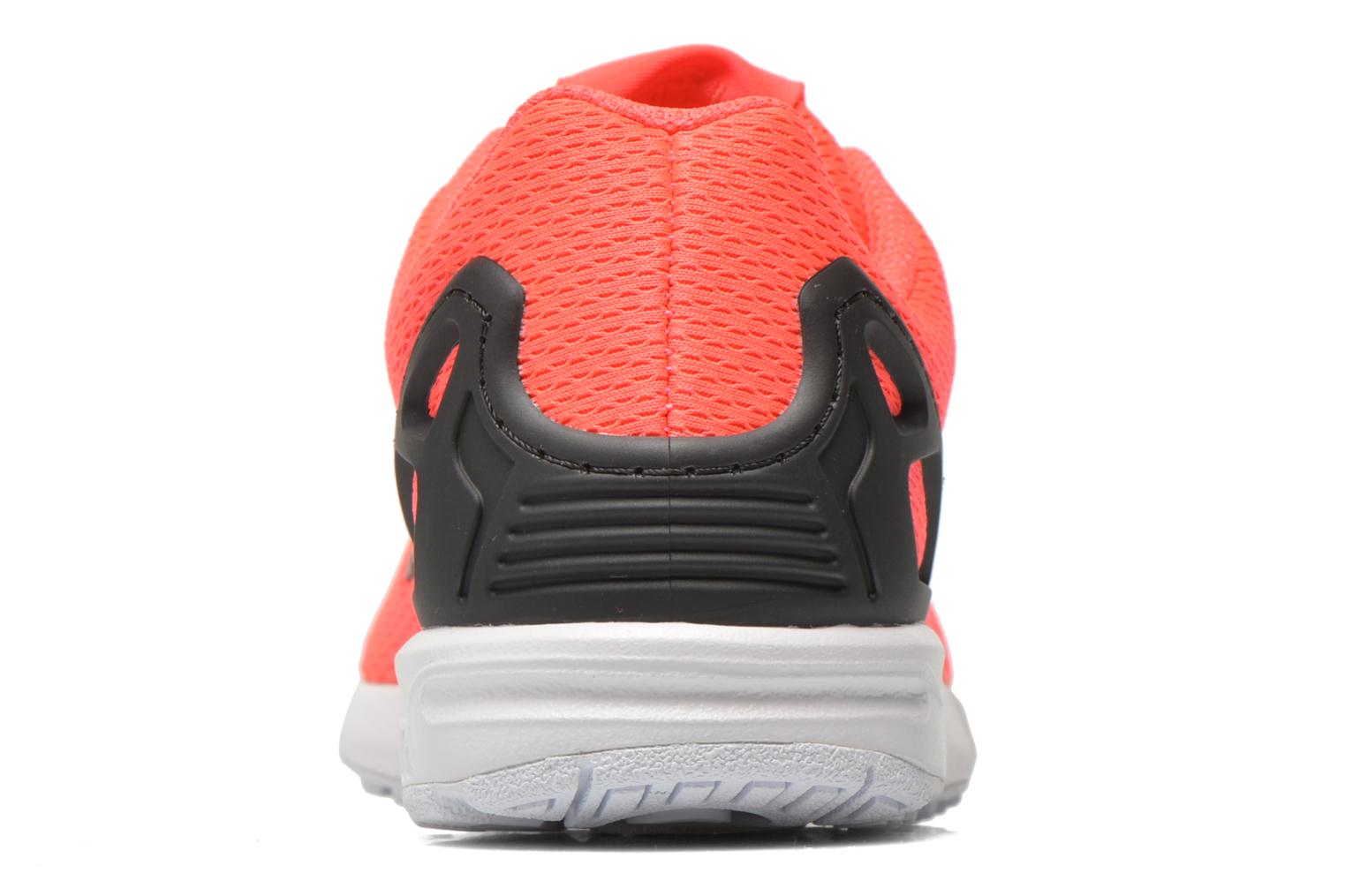 Trainers Adidas Originals Zx Flux K Pink view from the right