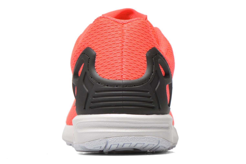 Deportivas Adidas Originals Zx Flux K Rosa vista lateral derecha