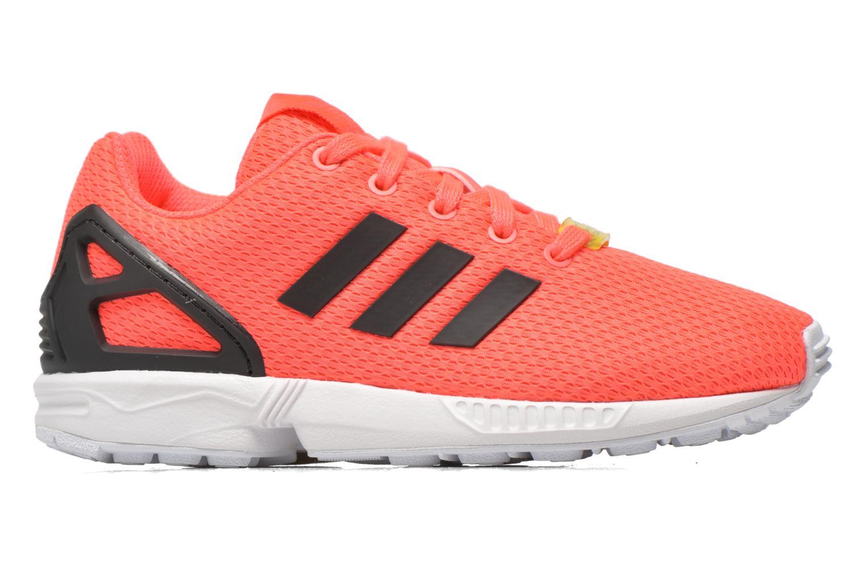 Sneaker Adidas Originals Zx Flux K rosa ansicht von hinten