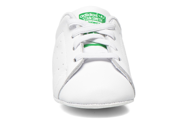Baskets Adidas Originals Stan Smith Crib Blanc vue portées chaussures