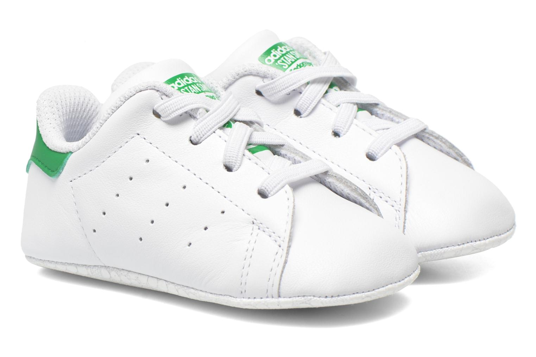 Trainers Adidas Originals Stan Smith Crib White detailed view/ Pair view