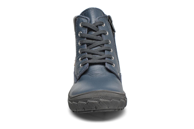 Baskets Bopy Vimber Bleu vue portées chaussures