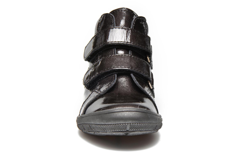 Chaussures à scratch Bopy Satuvel Noir vue portées chaussures
