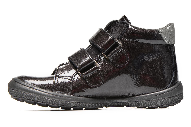 Chaussures à scratch Bopy Satuvel Noir vue face