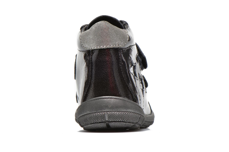 Chaussures à scratch Bopy Satuvel Noir vue droite