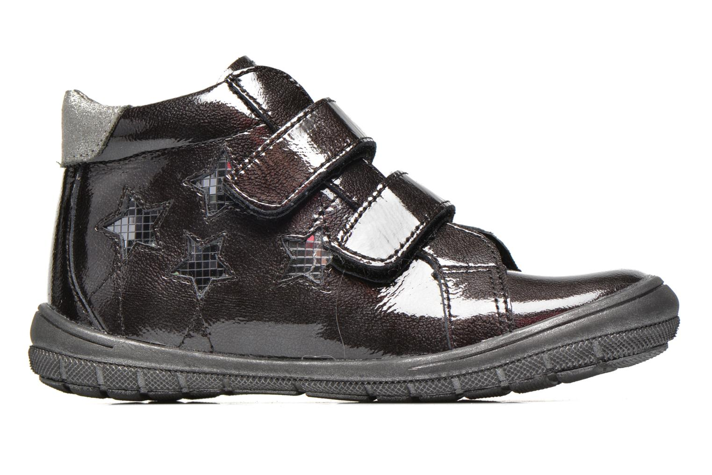 Chaussures à scratch Bopy Satuvel Noir vue derrière