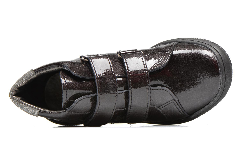Chaussures à scratch Bopy Satuvel Noir vue gauche