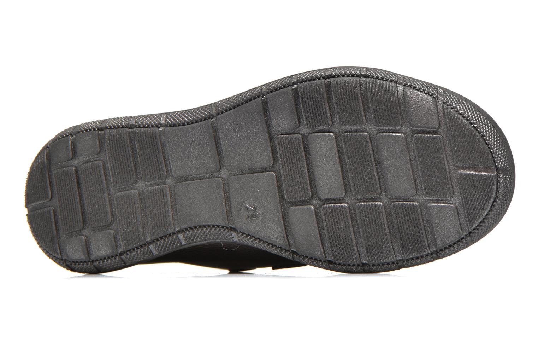Chaussures à scratch Bopy Satuvel Noir vue haut