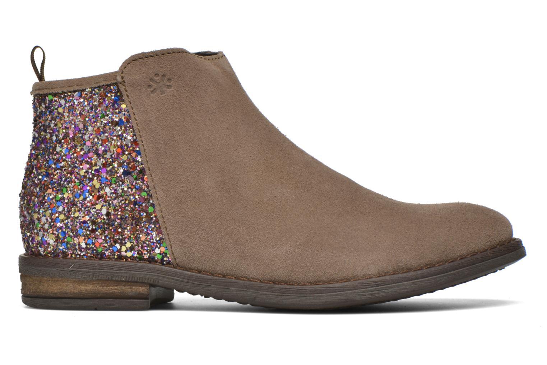 Bottines et boots Acebo's Olivia Beige vue derrière
