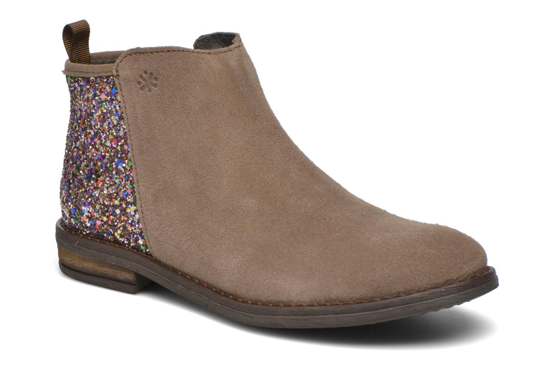 Bottines et boots Acebo's Olivia Beige vue détail/paire