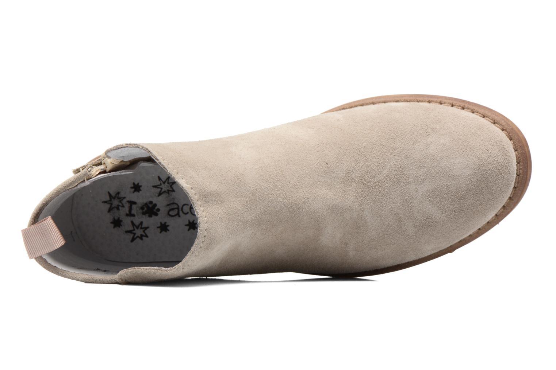 Bottines et boots Acebo's Olivia Beige vue gauche