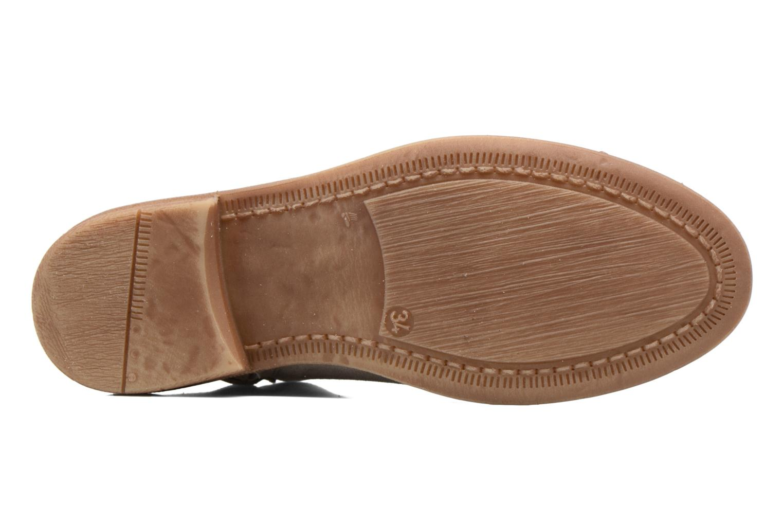 Bottines et boots Acebo's Olivia Beige vue haut