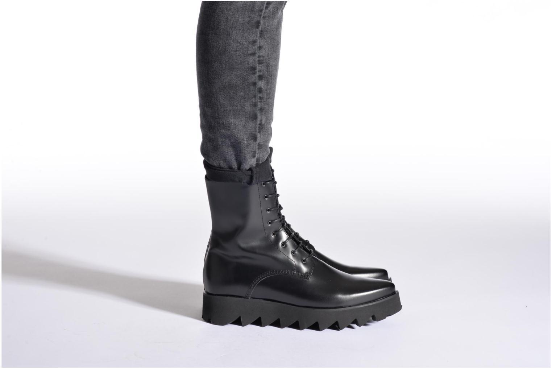 Bottines et boots Swear Nina 4 Noir vue bas / vue portée sac